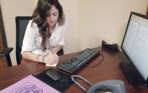 New SGA treasurer hopes to put accounting experience to use