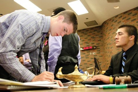 Fraternity options grow with addition of Lambda Chi Alpha