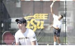 Men's tennis falls in Lubbock