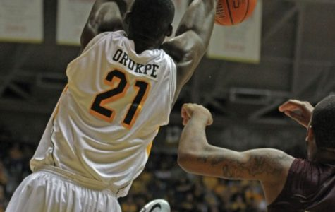Shockers shoot down  Eagles in season opener