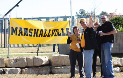 Marshallville hopes to create 'symbol' on campus