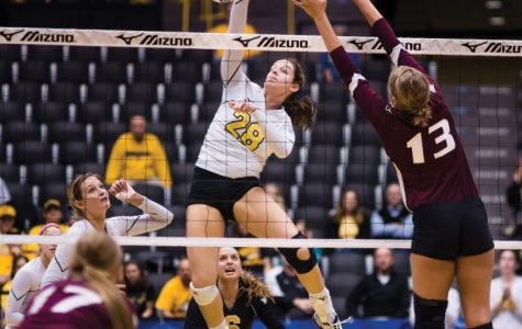 Volleyball wins MVC Tournament title