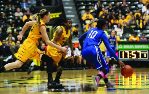 Shockers lose to Indiana State