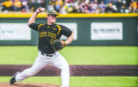 Shocker baseball falls to Kansas