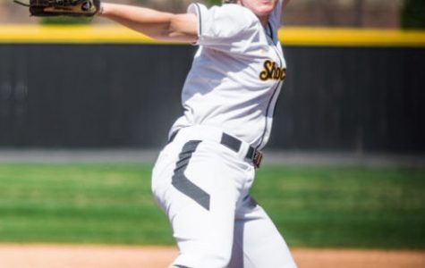 Shocker softball sweeps UNI