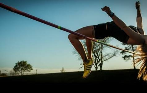 WSU sophomore takes high jump to a new level