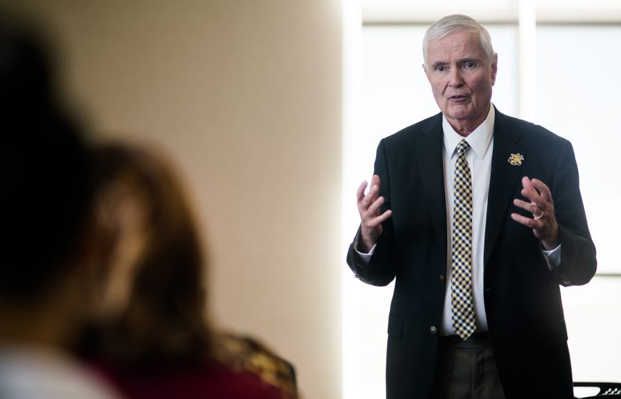 Regents report recommends president's executive team disclose conflicts of interest