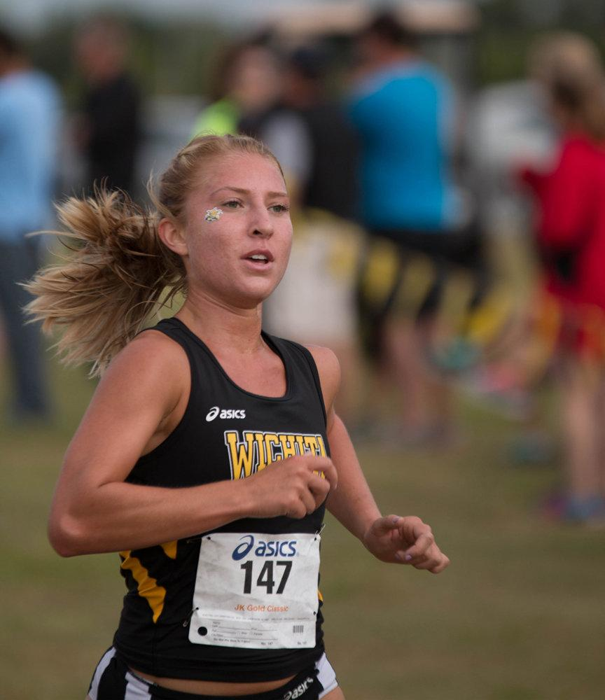 The Sunflower : Cross Country: Women finish seventh, men ...