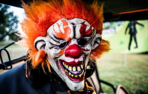 The plains have eyes: Zombie paintball attraction hits Augusta