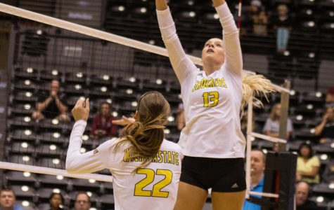 Hiebert wins MVC Setter of the Year, five players named to All-MVC teams