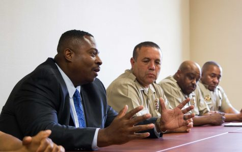 Fostering a friendship: WPD officers of color lead community discussion