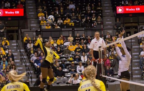 Brown's 17 kills extends volleyball's 20-win streak to 14 seasons