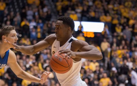 PHOTOS: Wichita State shuts down Saint Louis 75-45