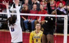 Volleyball takes early exit in NCAA Tournament