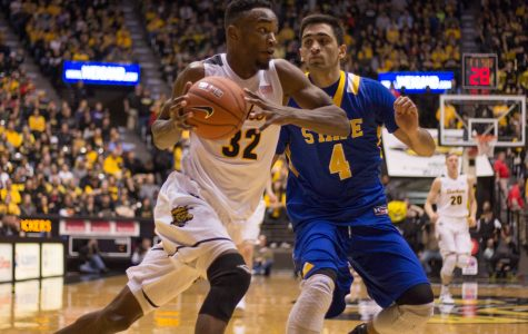 PHOTOS: Wichita State leaves a lump of coal in South Dakota State's stocking