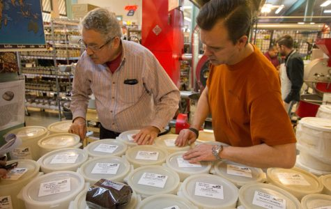 Spice Merchant offers spices, coffee, teas from around the globe