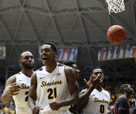 PHOTOS: Wichita State rumbles the Ramblers