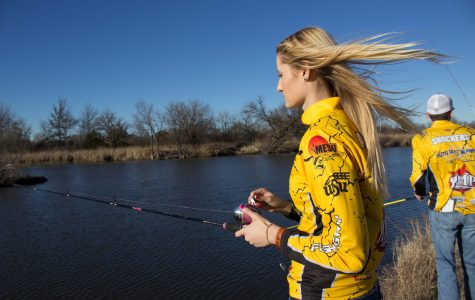A bass fishing team without a boat? Not for long.