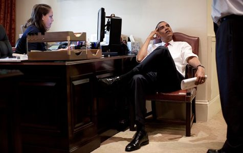Looking back at President Obama's presidency