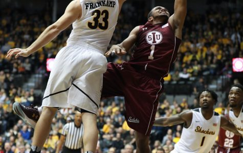 Wichita State converts four point halftime lead to 19-point win over the Salukis