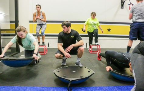 F45 opens to eager participants