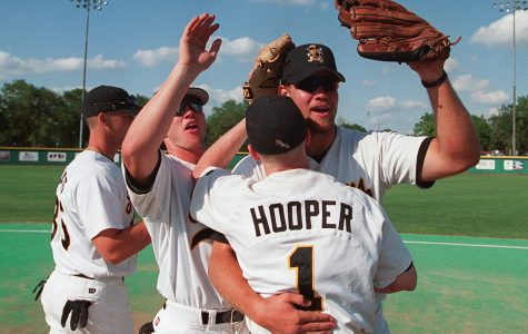 'A humbling experience': Former shocker enshrined in Kansas Baseball Hall of Fame
