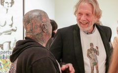 The Last Show:  After 51 years at WSU, art professor in final biennial show