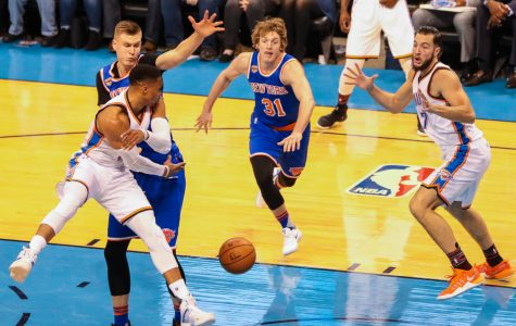 Ron Baker living NBA dream, relishing in rookie season