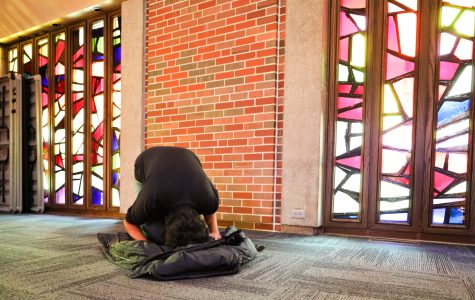 Student leaders: administration never supported an interfaith prayer space