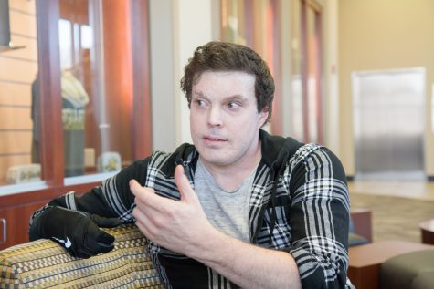 Alumnus hit by drunk driver speaks about resilience
