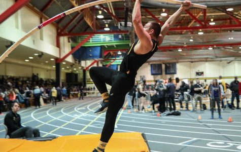 PHOTOS: Shockers track and field leave competition in the dust at Herm Wilson Invitational