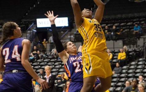 Bessard's game-winner puts Shockers back on track