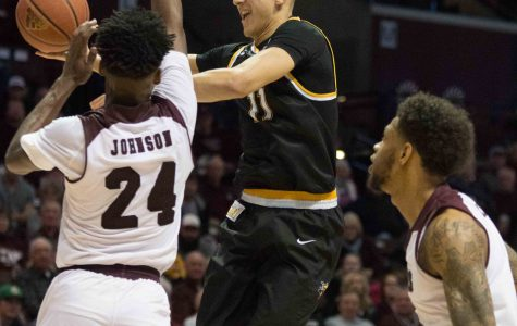 Four-time champions: Shockers continue regular-season streak; Shamet drains Bears with career-high