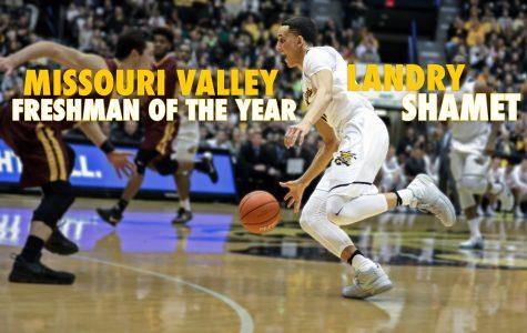 Shamet named MVC Freshman of the Year