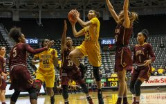Defense shuts down Loyola in 22-point victory