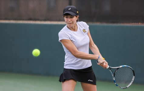 Shockers fall to Jayhawks 5-2