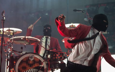 PHOTOS: Twenty One Pilots play to sold-out crowd in Intrust Bank Arena