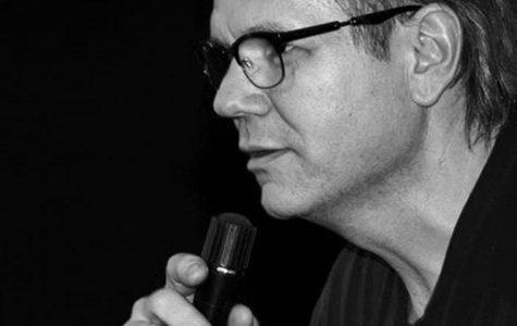 Theater professor's TEDx speech focuses on 'replacing fear with curiosity'