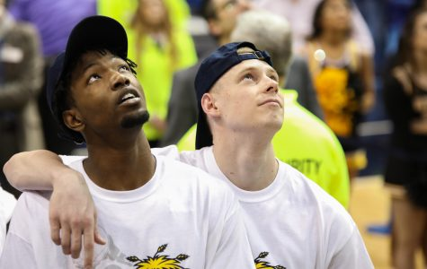 Sleep easy, the Shockers are in the NCAA Tournament