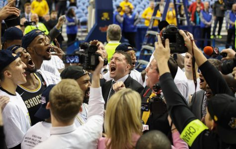 PHOTOS: Shockers crowned MVC champions