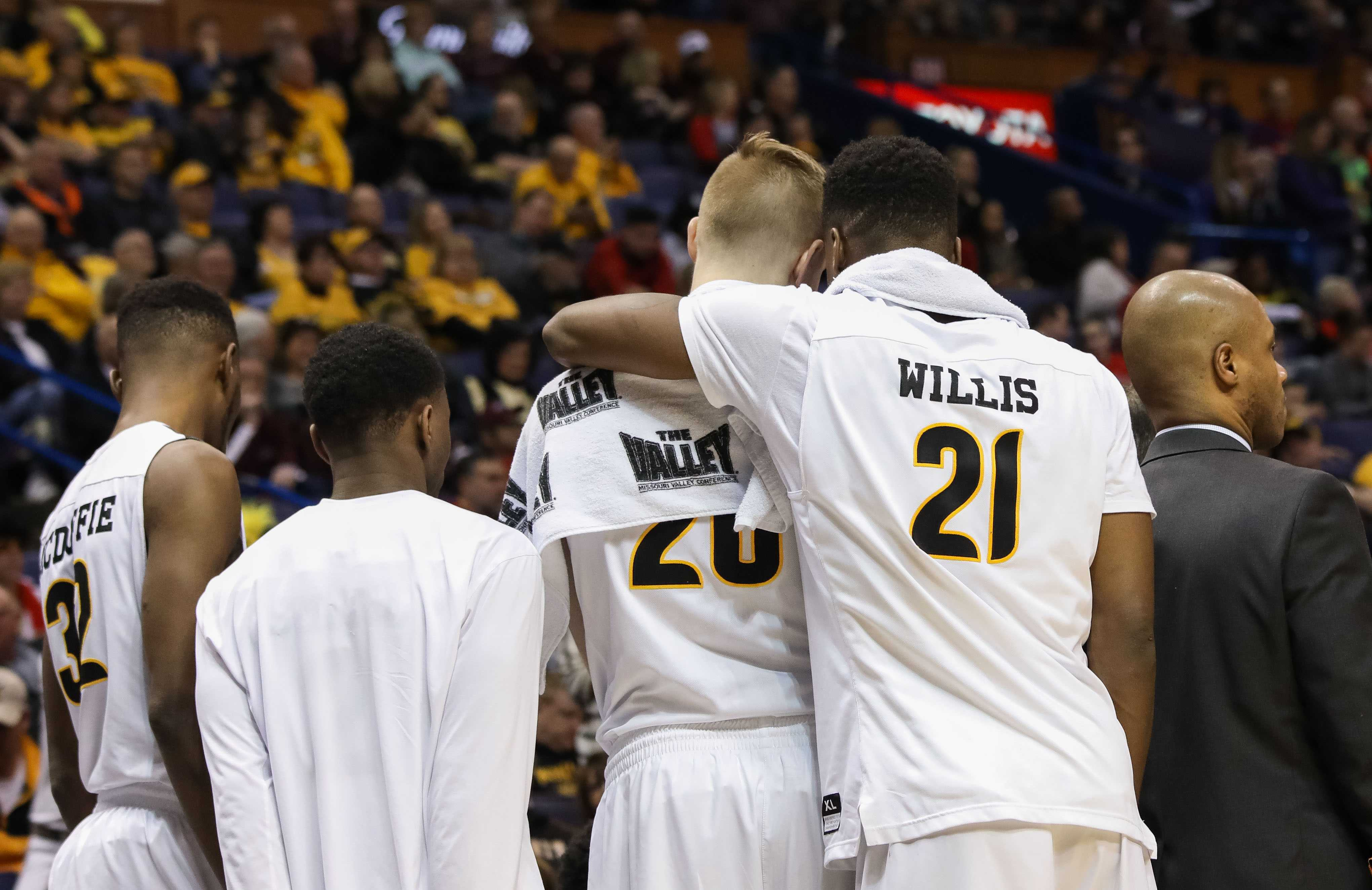 the sunflower photos shockers post triple digits surge past photos shockers post triple digits surge past maryland eastern shore