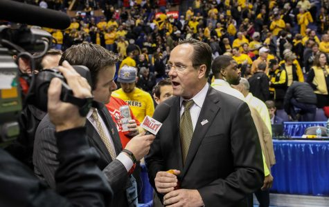 Gregg Marshall may give Dayton head coach Archie Miller the sweats