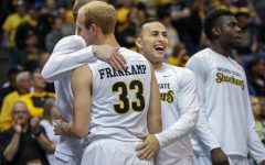 PHOTOS: Shockers fly into MVC finals