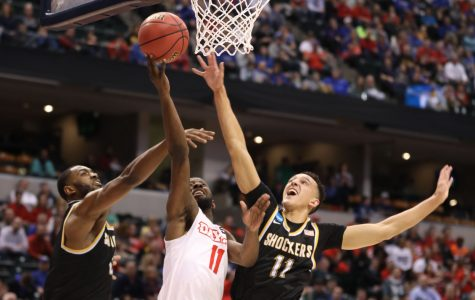 Halftime: Wichita State trails No. 7 seed Dayton