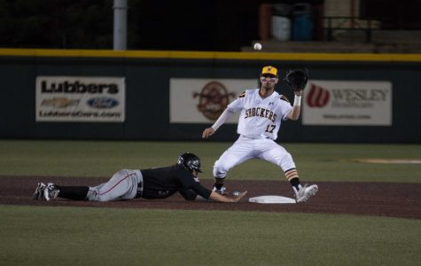 Late rally not enough to push Shockers past No. 3 Texas Tech