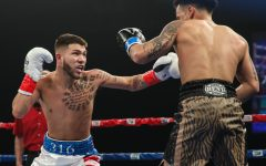 Nico Hernandez gets win by TKO in pro debut