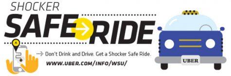 Shocker Safe Ride teaming up with Uber