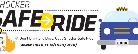 Shocker Safe Ride teaming up with Uber