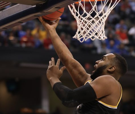 PHOTOS: Wichita State wipes out Dayton, advances to Sunday