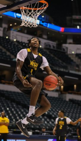 PHOTOS: Wichita State plucks the Illinois State Redbirds